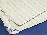ビラベック・羊毛ベッドパッドの画像