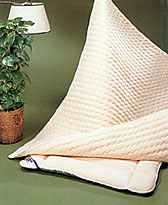 ビラベック・ゾマースペシャル羊毛[肌掛け]布団の画像