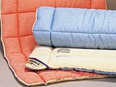 ビラベック・ボゥルフ羊毛[敷き]布団の画像