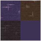 京都和柄・星絣・こたつ[掛け]布団カバーの画像