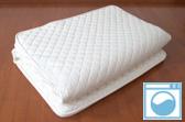 ディランウール洗える羊毛敷き布団【カセット式】の画像